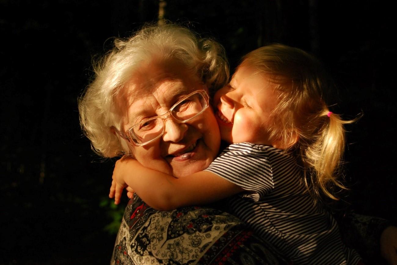 La importancia de decir Te Quiero a nuestros mayores