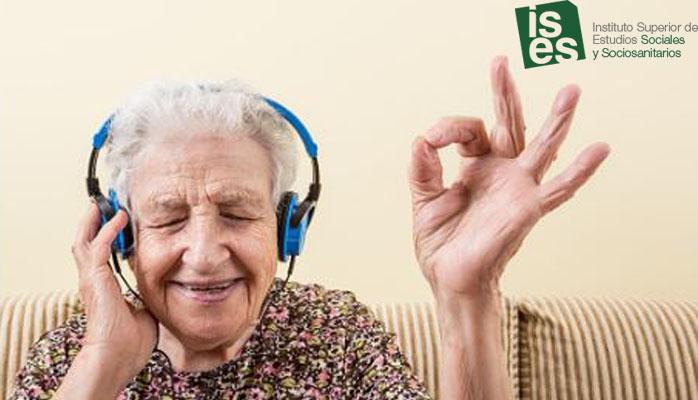 C mo influye la musicoterapia en personas mayores - Compartir piso con personas mayores ...