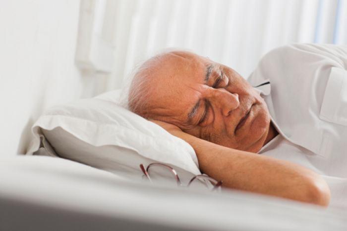 Trastorno del sueño en ancianos